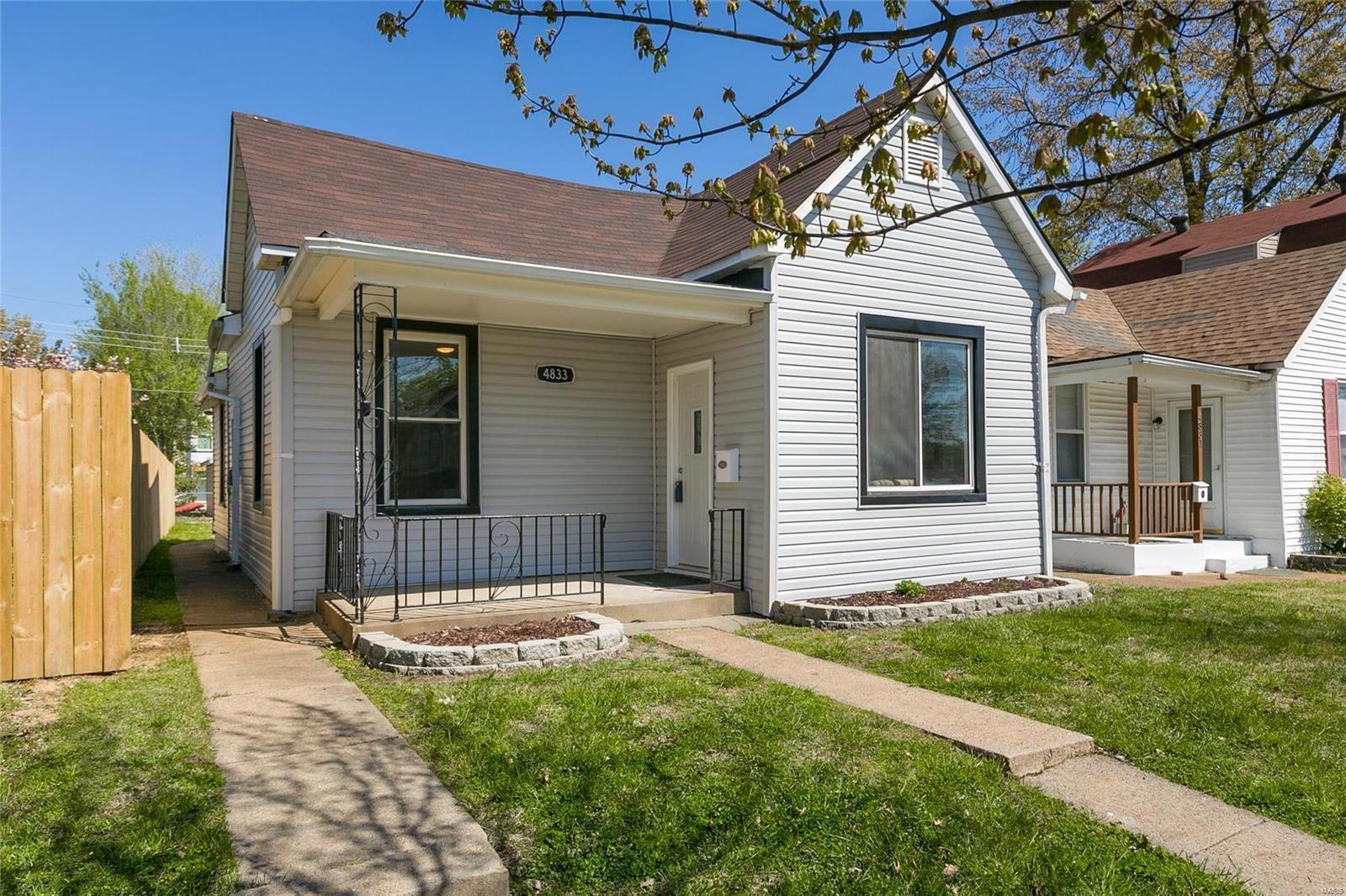 4833 Gardenville Avenue, Saint Louis, MO 63116 - MLS#: 20024603