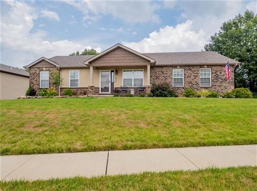 Photo of 1602 Spring Mill, Wentzville, MO 63385 (MLS # 20045611)