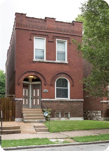 Photo of 4203 Wyoming, St Louis, MO 63116 (MLS # 20047613)