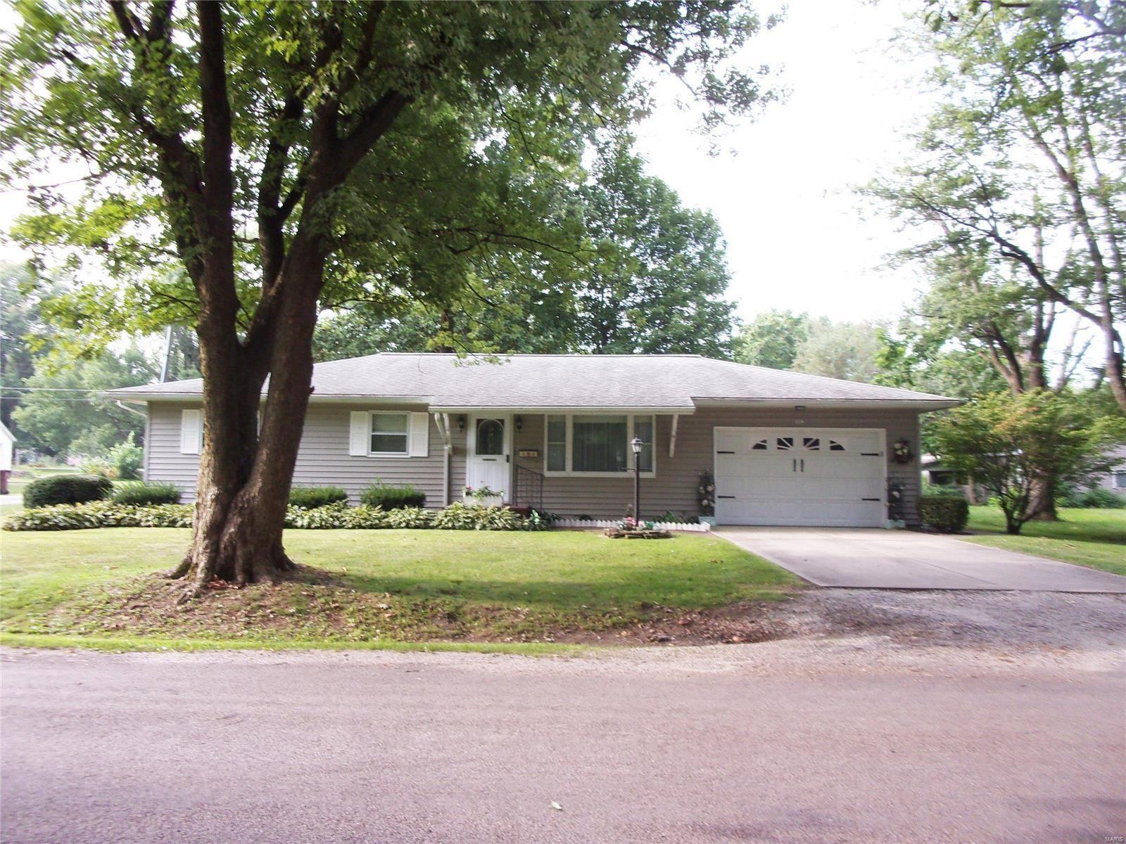 418 Lincoln Street, Nokomis, IL 62075 - MLS#: 21066618