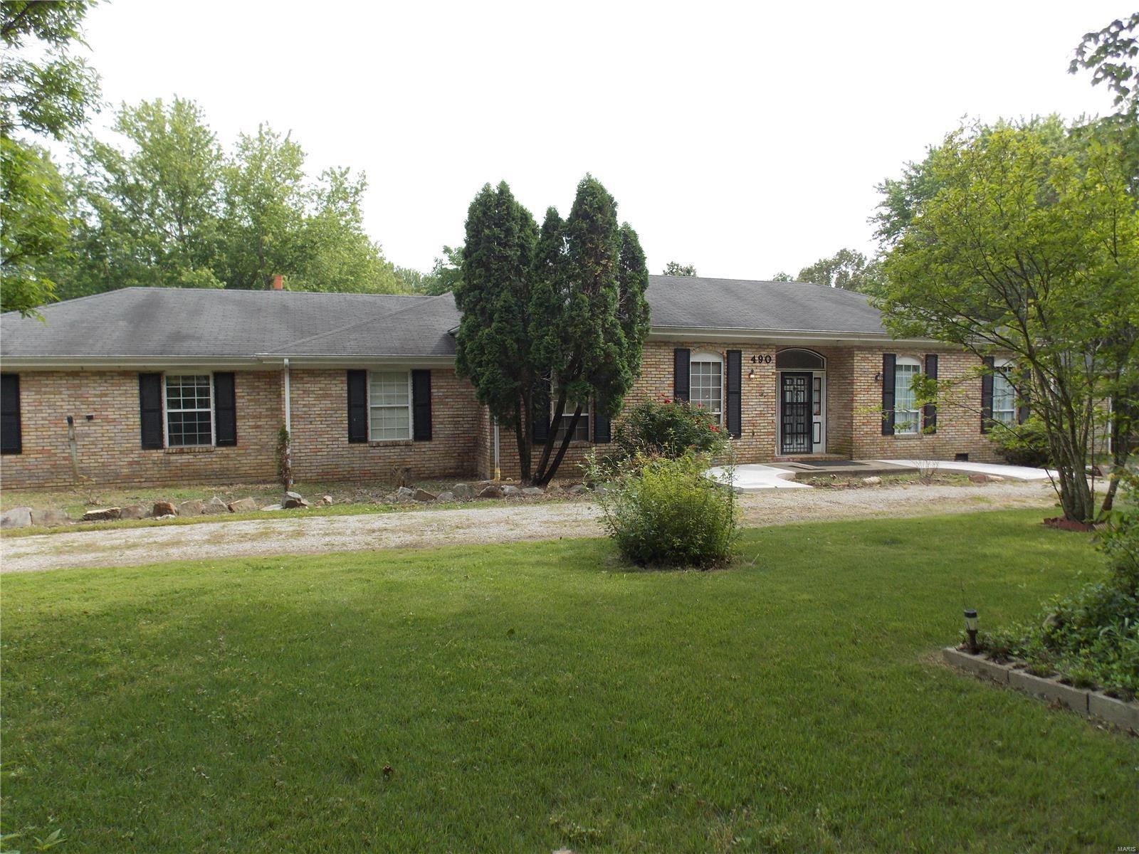 490 County Road 4706, Poplar Bluff, MO 63901 - MLS#: 21037625