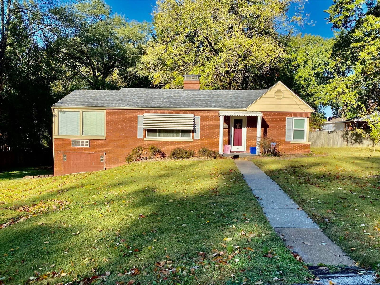 340 Oak Street, East Alton, IL 62024 - MLS#: 21076629