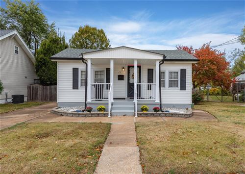 Photo of 7711 Weaver Ave Avenue, St Louis, MO 63143 (MLS # 20077631)