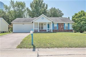 Photo of 3911 Harvest Meadow Drive, St Peters, MO 63376 (MLS # 19057634)