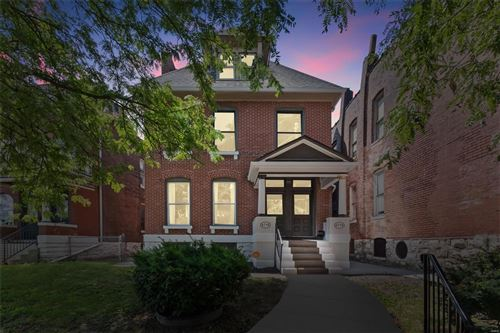 Photo of 4716 Olive Street, St Louis, MO 63108 (MLS # 21048635)