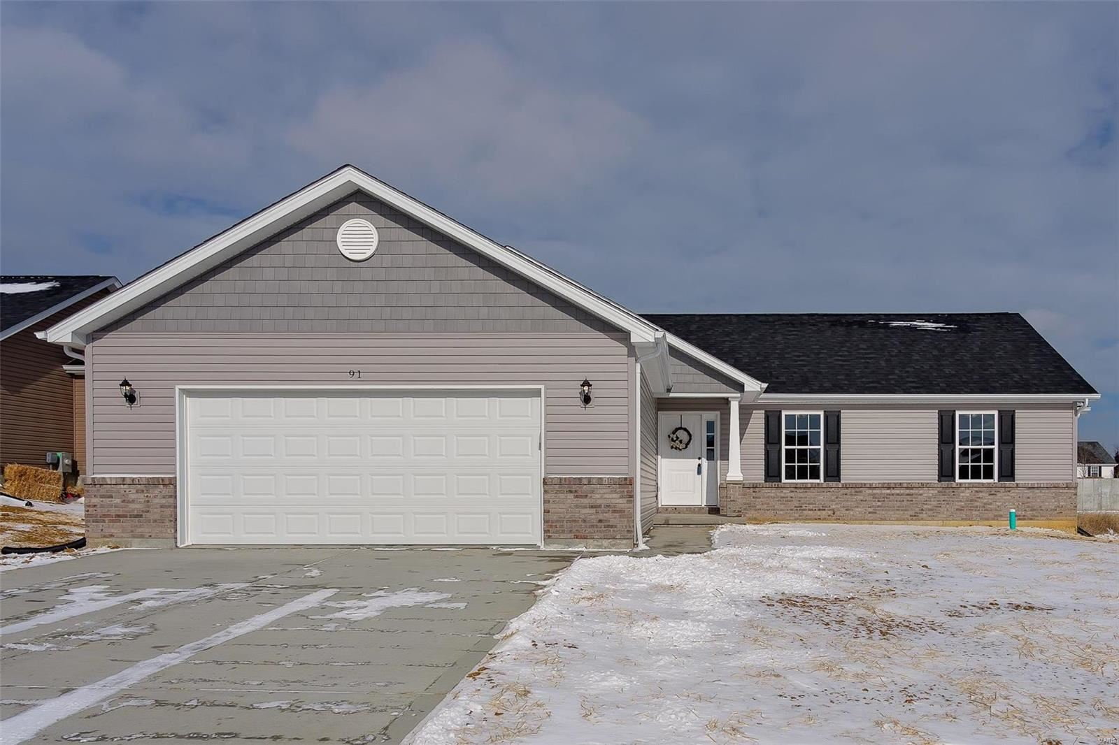 177 Rockport Drive, Troy, MO 63379 - MLS#: 21011639