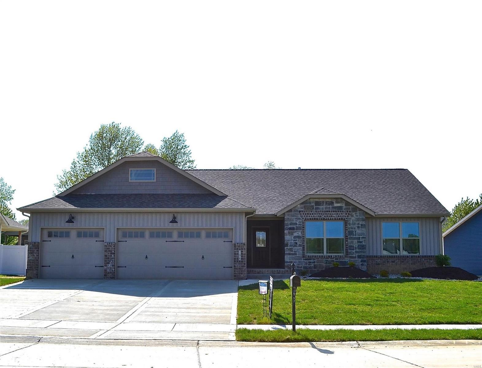 108 North Timber Terrace, Troy, IL 62294 - MLS#: 20010643