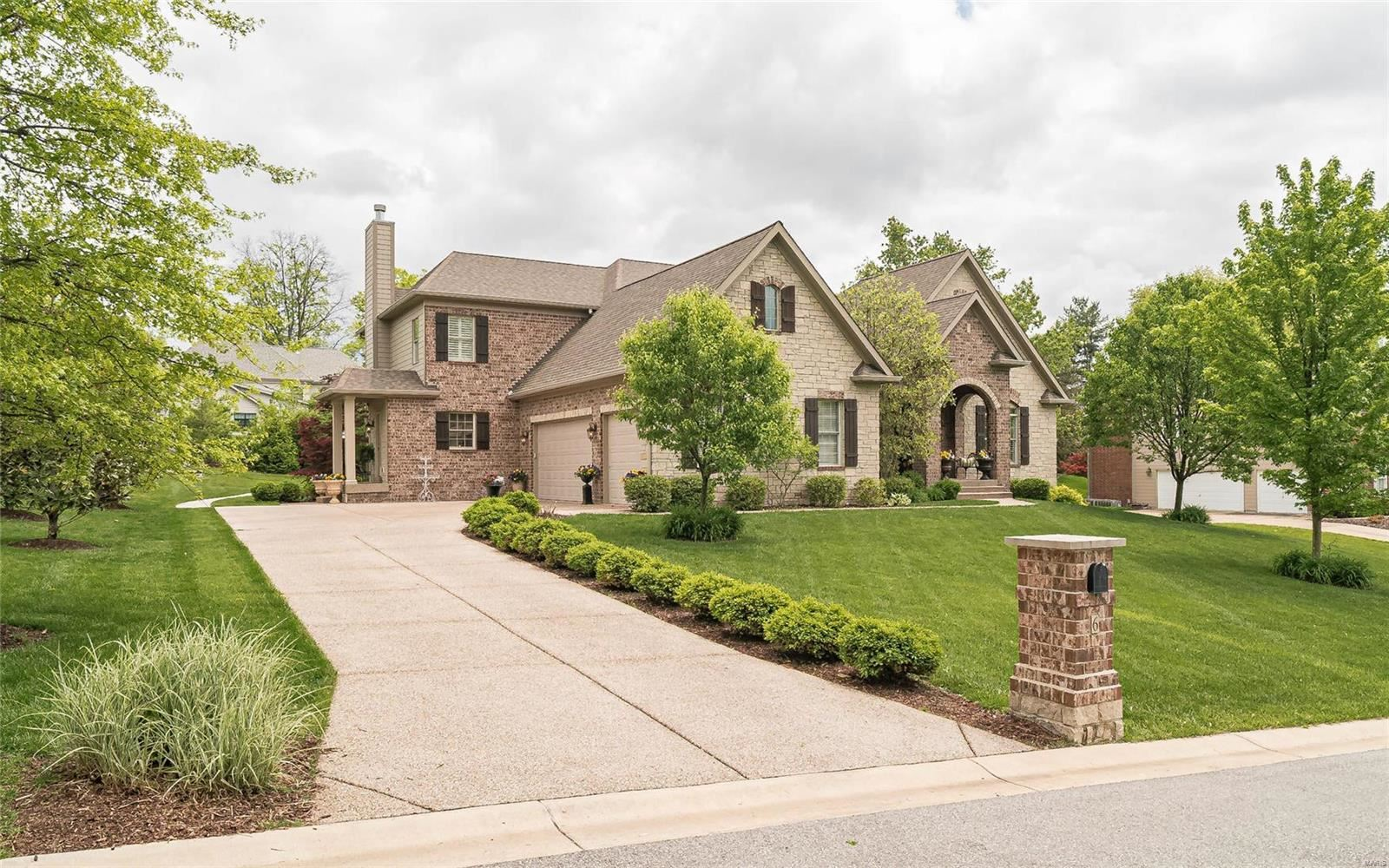 6 Blackpool Lane, Olivette, MO 63132 - MLS#: 20018646