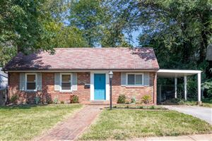 Photo of 7423 Shaftesbury Avenue, St Louis, MO 63130 (MLS # 19068647)
