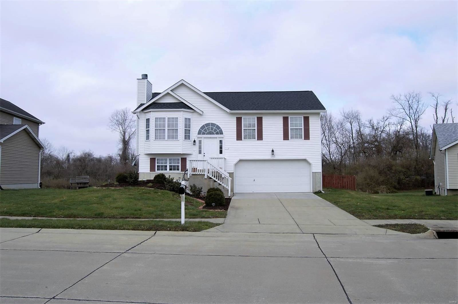 103 Pine Hollow Ln, Collinsville, IL 62234 - MLS#: 20017651