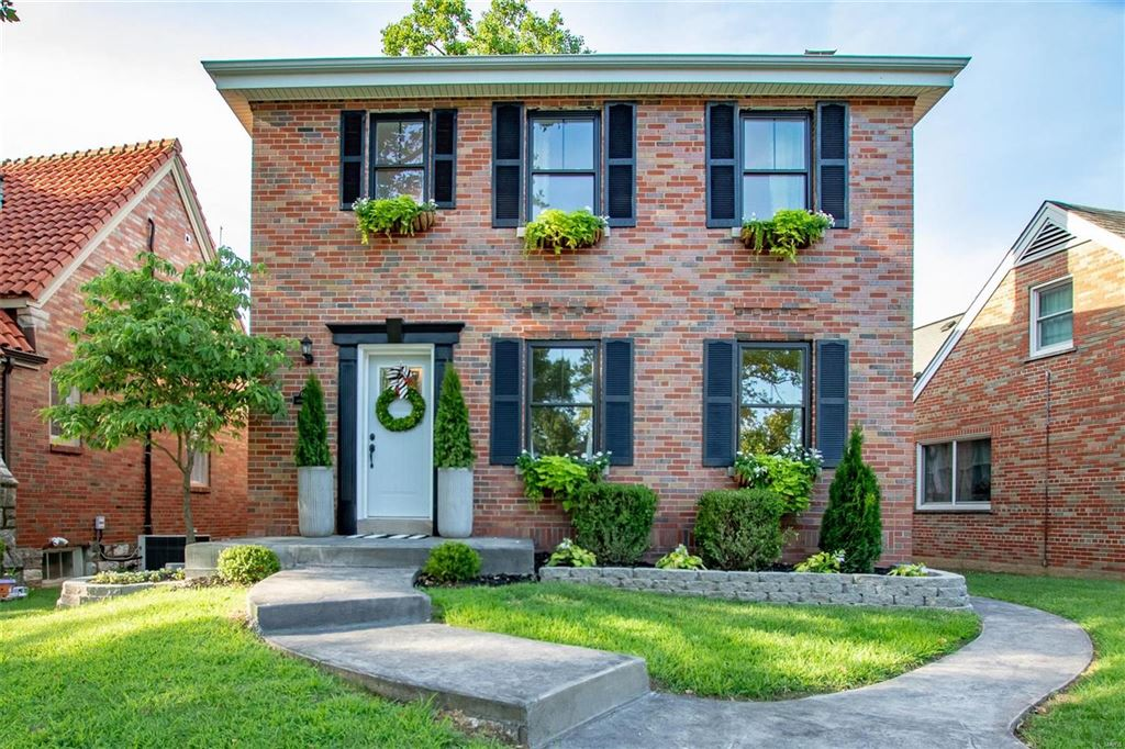 Photo for 6648 Nottingham Avenue, St Louis, MO 63109 (MLS # 19052659)