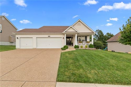 Photo of 763 Wrausmann Drive, Wentzville, MO 63385 (MLS # 20043660)