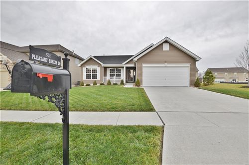Photo of 501 Pleasant Breeze Drive, Wentzville, MO 63385 (MLS # 20084663)