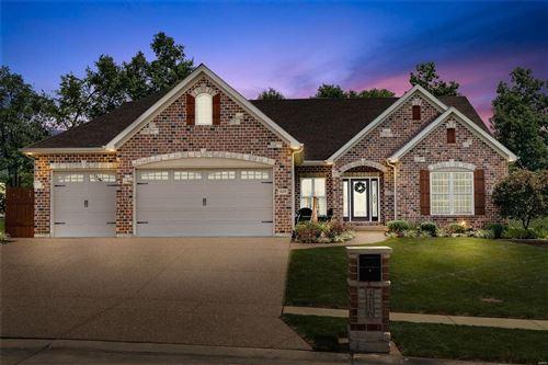 Photo of 416 Cottage Grove, Wentzville, MO 63385 (MLS # 21052665)