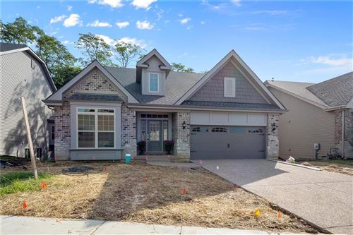 Photo of 949 Grand Reserve (Lot 26) #Augusta, Chesterfield, MO 63017 (MLS # 21002667)
