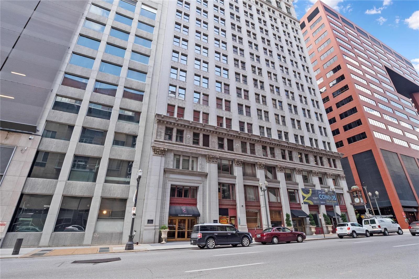 314 N Broadway, Saint Louis, MO 63102 - #: 21042670