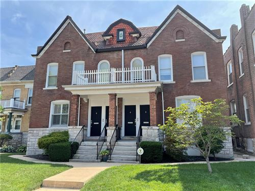 Photo of 4736 Olive Street, St Louis, MO 63108 (MLS # 21042675)