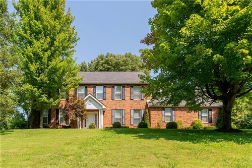 Photo of 3815 Pointe Forest Drive, Florissant, MO 63034 (MLS # 21055677)