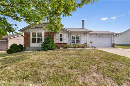 Photo of 1152 Spencer Road, St Peters, MO 63376 (MLS # 21056677)
