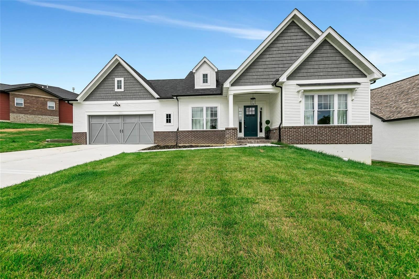 7969 Donner Ridge, Caseyville, IL 62232 - MLS#: 19079677