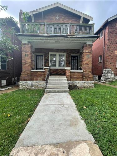 Photo of 3722 Dunnica Avenue, St Louis, MO 63116 (MLS # 21068679)