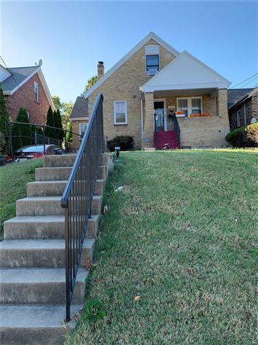 Photo of 3837 Waco Drive, Normandy, MO 63121 (MLS # 20073686)