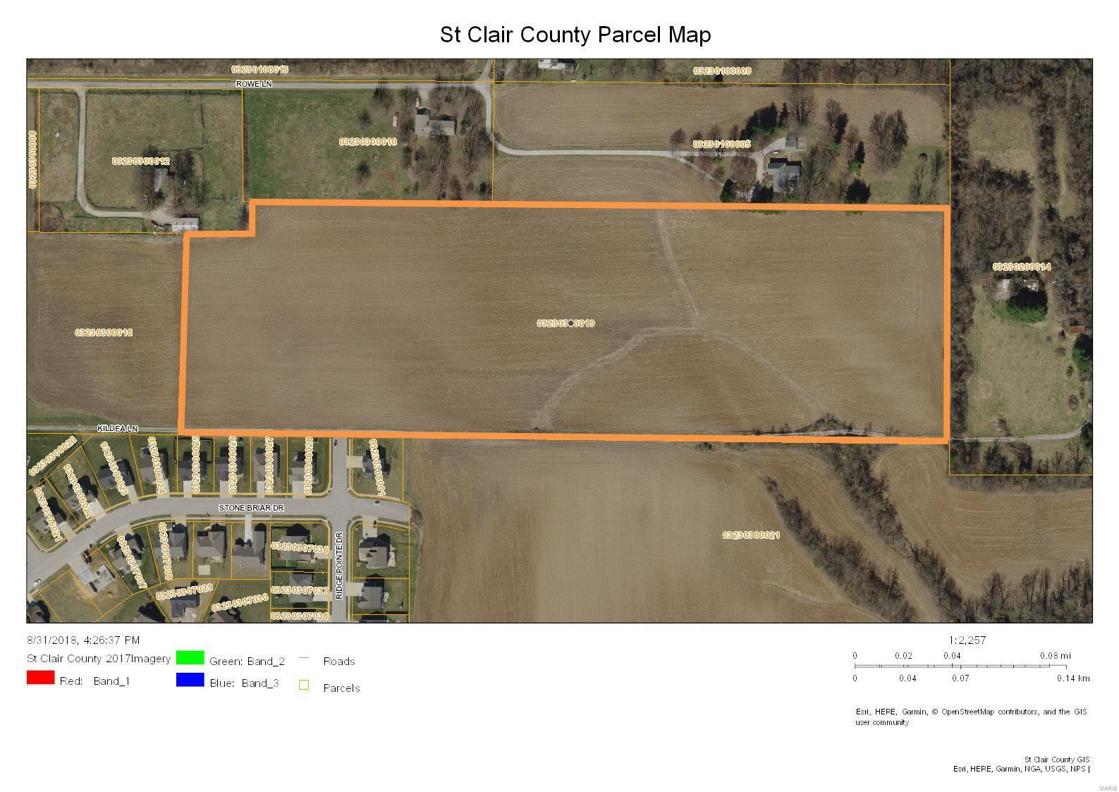 0 Old Collinsville, OFallon, IL 62269 - MLS#: 21065694