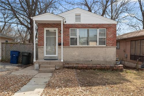 Photo of 6532 Wise Avenue, St Louis, MO 63139 (MLS # 21011697)