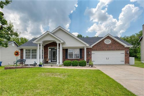 Photo of 409 Autumn Farms, Wentzville, MO 63385 (MLS # 20045699)