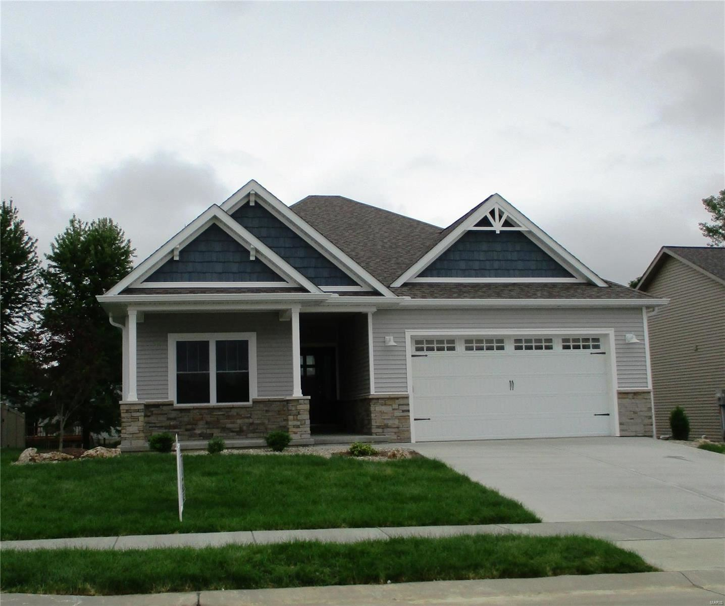 1881 Cloverdale Drive, Edwardsville, IL 62025 - #: 20014699