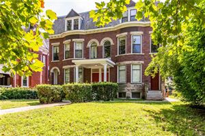 Photo of 4364 West Pine Boulevard #A, St Louis, MO 63108 (MLS # 19063702)