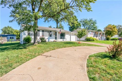 Photo of 11979 Holly Brook Drive, Maryland Heights, MO 63043 (MLS # 21066703)