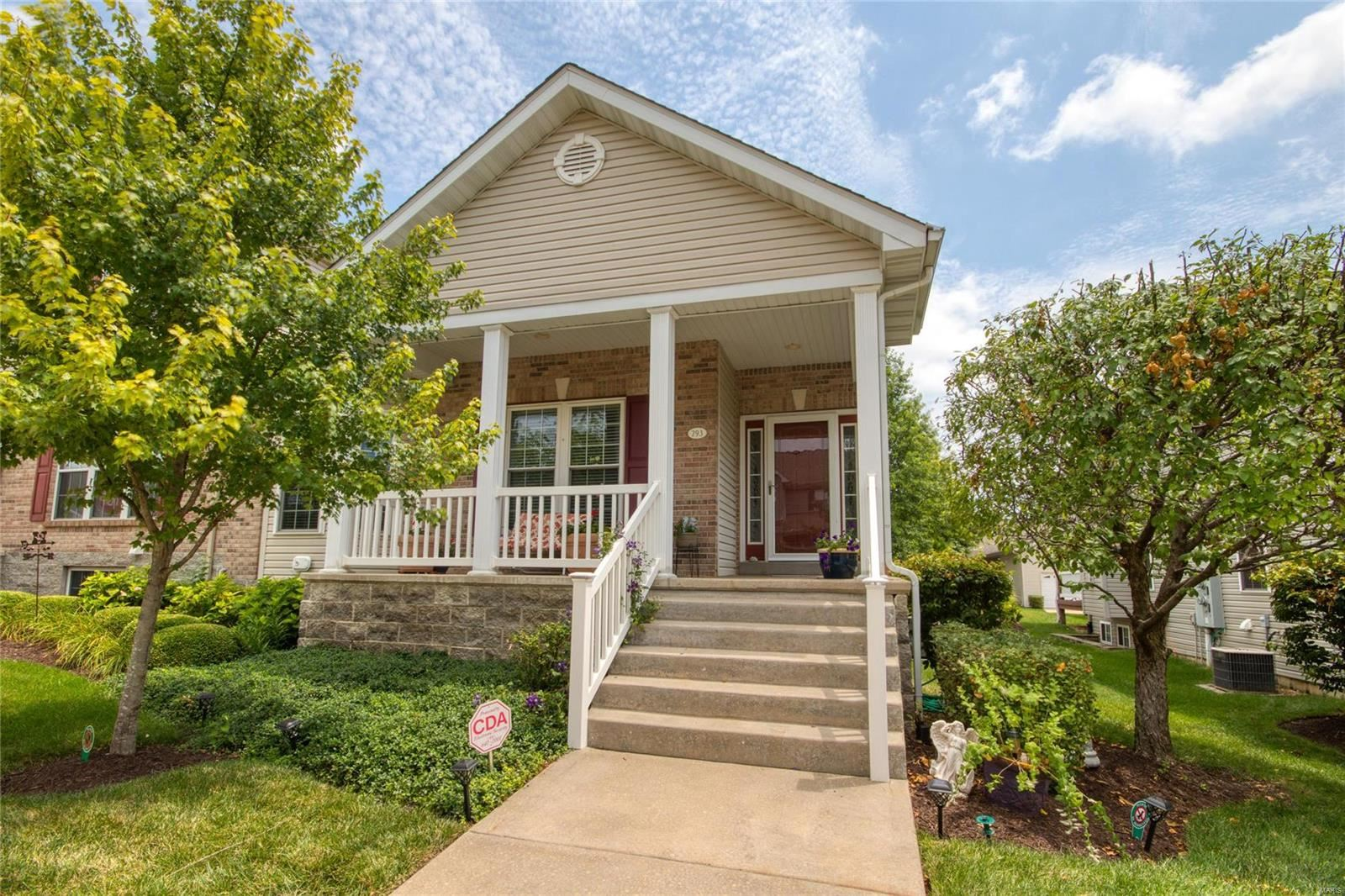 793 Queens Court Place, Saint Peters, MO 63376 - #: 20047707