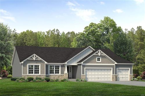 Photo of 1 Tuscany Inverness, Dardenne Prairie, MO 63368 (MLS # 20076709)