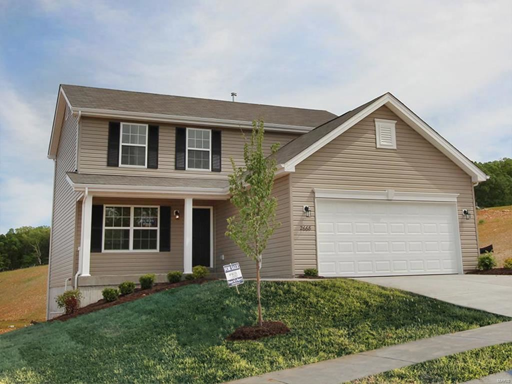 2668 Winding Valley Drive #UC, Fenton, MO 63026 - MLS#: 20010710