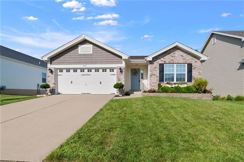 Photo of 4011 Riverdell Drive, Wentzville, MO 63385 (MLS # 21043718)
