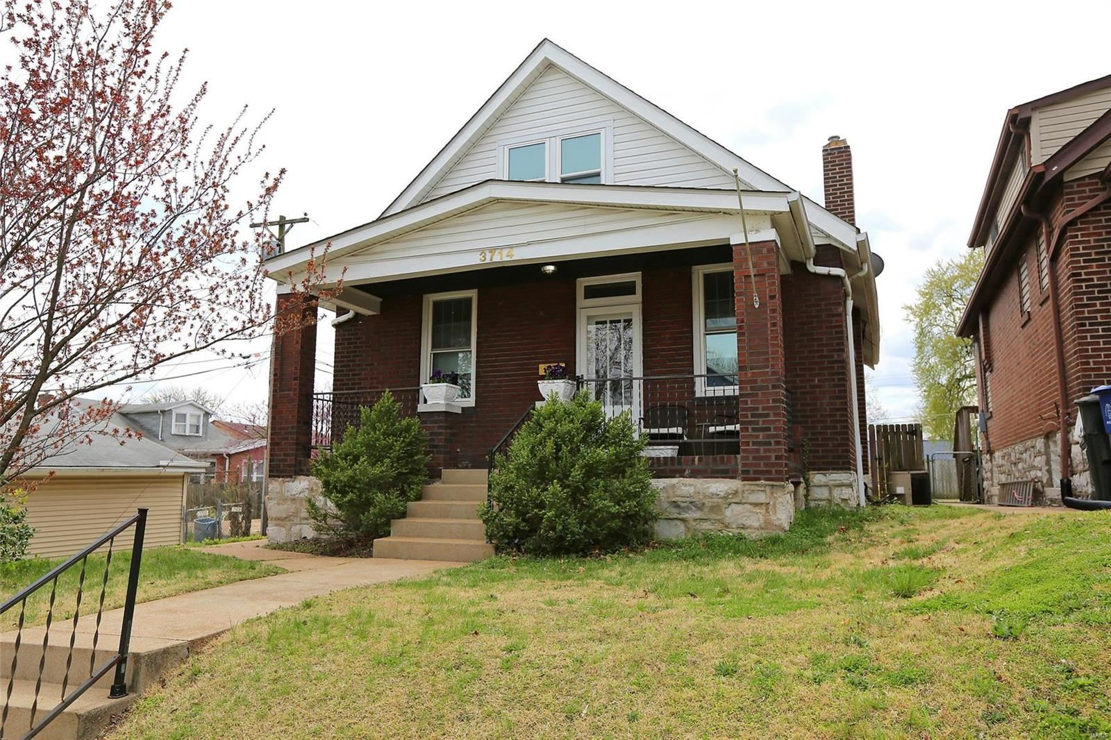 3714 BLOW Street, Saint Louis, MO 63116 - MLS#: 20021721