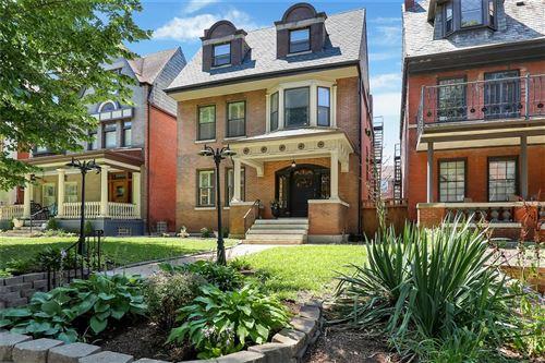 Photo of 4550 Mcpherson Avenue, St Louis, MO 63108 (MLS # 20044722)