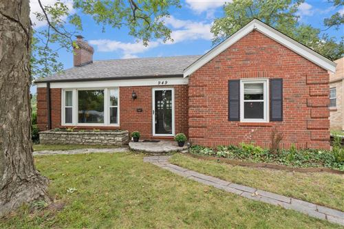 Photo of 949 Couch Avenue, Kirkwood, MO 63122 (MLS # 21072724)