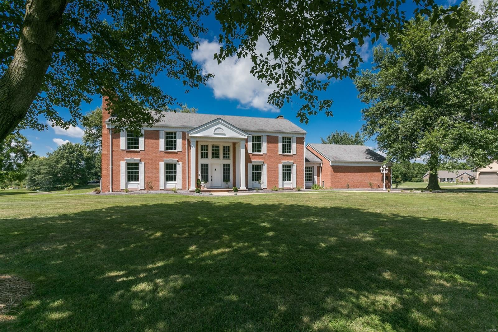 4057 Bur Oak Drive, Smithton, IL 62285 - MLS#: 19021734