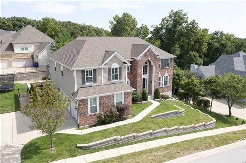Photo of 16629 Wycliffe Place Drive, Wildwood, MO 63005 (MLS # 20055737)
