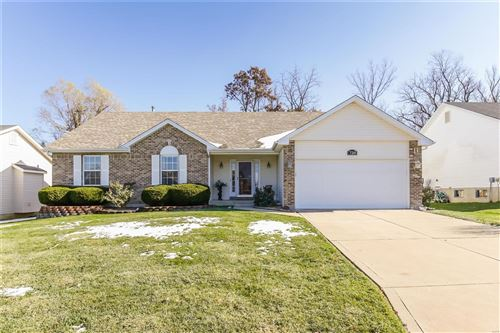 Photo of 736 Pecan Hill Drive, St Charles, MO 63304 (MLS # 19084739)