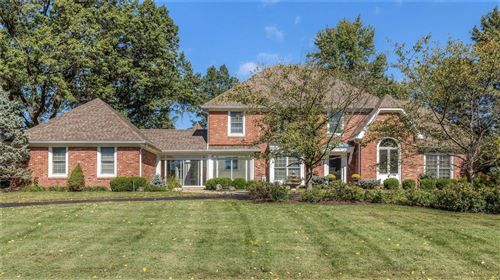 Photo of 12045 Embassy Row, Town and Country, MO 63131 (MLS # 20034739)
