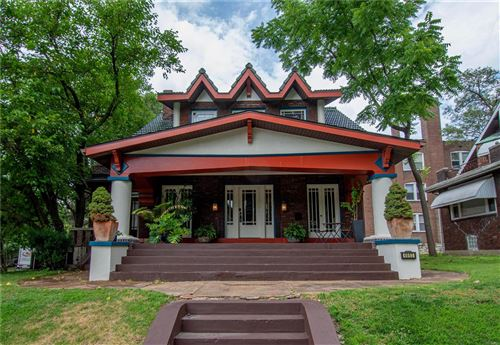Photo of 4663 Magnolia Avenue, St Louis, MO 63110 (MLS # 21011741)