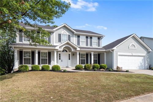 Photo of 16099 Nantucket Island Drive, Wildwood, MO 63040 (MLS # 20066746)