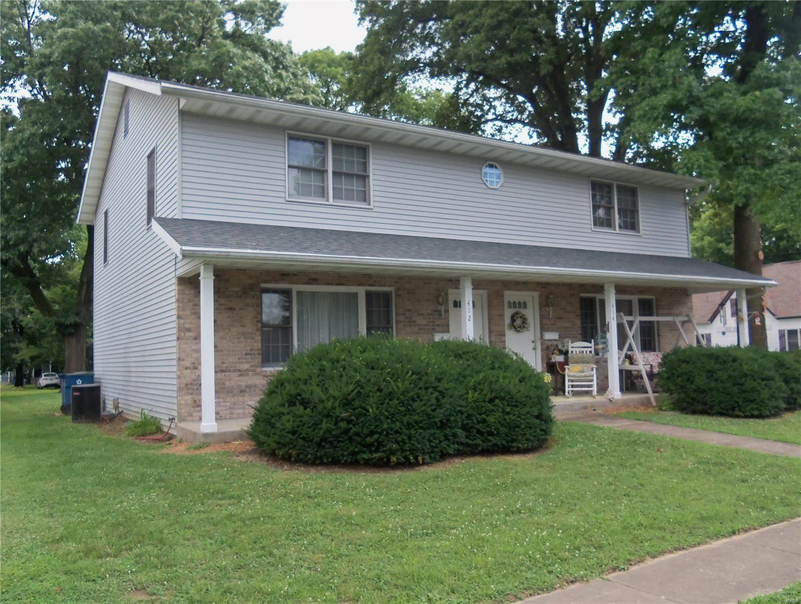 412 Short Street, Collinsville, IL 62234 - MLS#: 20051747