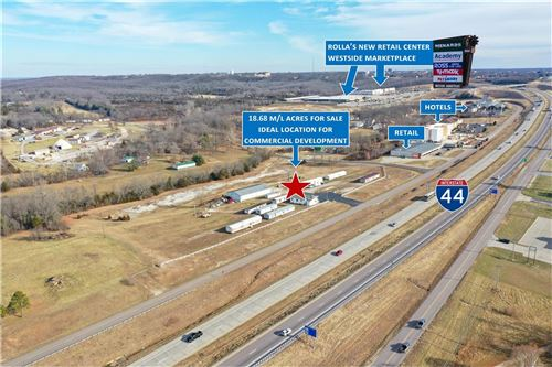 Photo of 13021 13063 13175 Old Wire Outer Rd., Rolla, MO 65401 (MLS # 14006749)