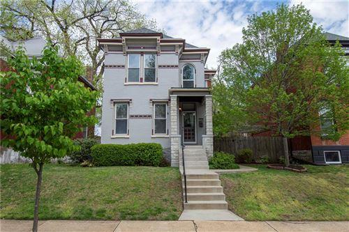 Photo of 2841 Shenandoah Avenue, St Louis, MO 63104 (MLS # 21023753)