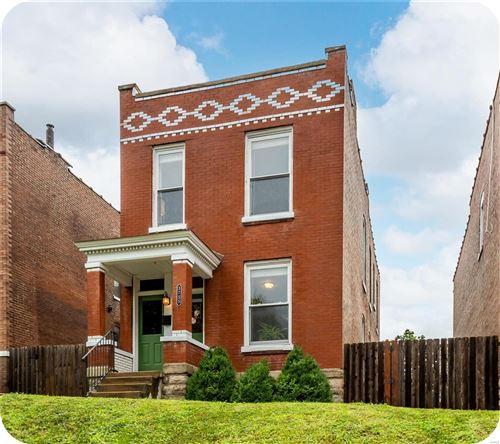 Photo of 3755 Potomac Street, St Louis, MO 63116 (MLS # 21053758)