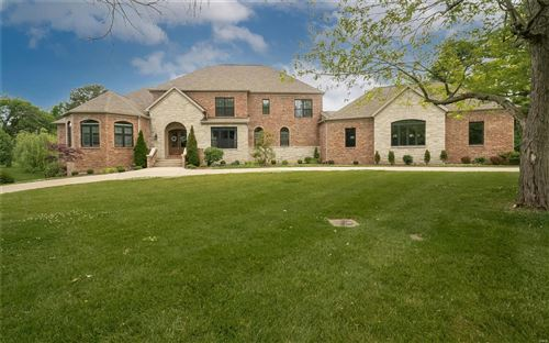 Photo of 22 Williamsburg Estates Drive, Town and Country, MO 63131 (MLS # 21046759)